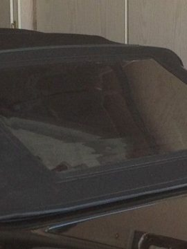 R129 Window Replacement Kit TINTED