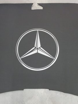 Mercedes W201 Class 190E Hood Pad