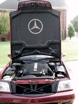 Mercedes R129 SL Hood Pad / Liner